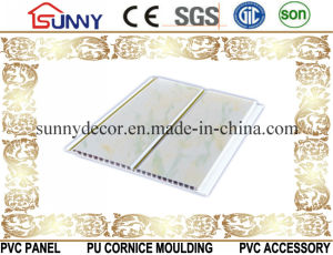 Hot Stamping Transfer Printing PVC Ceiling Panel PVC Wall Panel pictures & photos