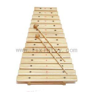 Wooden Toys-15-Tone Xylophone (LX070)