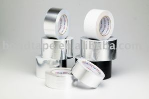 Hot Melt Aluminum Foil Tapes Af3005 pictures & photos
