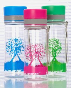 570ml Top Grade Drinking Bottle for Tea (XL-9004)