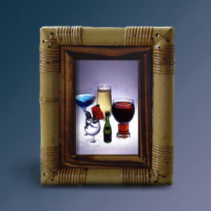 Bamboo Photo Frame/ Picture Frame