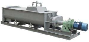 Pre-Adding Water Double-Roller Mixer