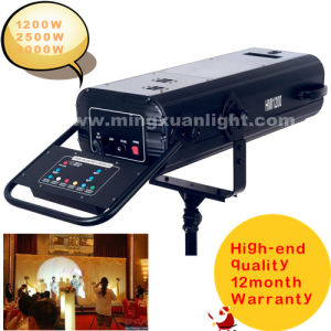 Professional Stage Lighting Soft 1200W Spot Follow Light pictures & photos