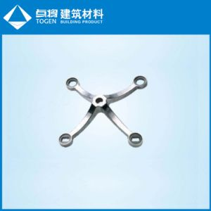 Mirror Stainless Steel Glass Spider Clamps for Construction pictures & photos