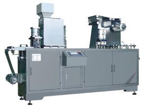 Plate Style Al-Al and Al-Plastics Blister Packaging Machine (DPP250S)