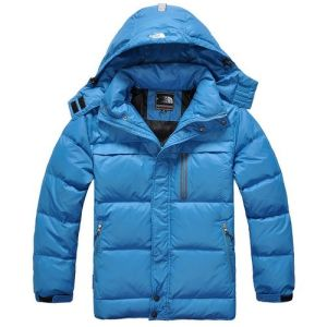Blue Down Jacket, Outer Wear for Men pictures & photos