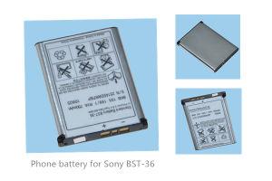 Cellphone Battery for Sony-Er Bst-36 J300c