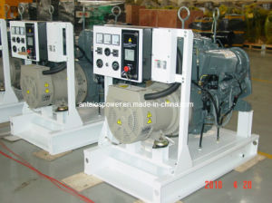 30gf (30KW) -Deutz Generator Set (air cooled engine) pictures & photos