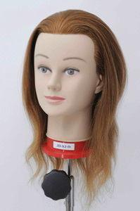 Human Hair Mannequin Head (JD-KI-06)