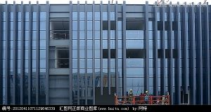 Dark Green Refletive Glass Curtain Wall/6mm Dark Green Coated Glass/Dark Green Refletive Sheet Glass (JINBO) pictures & photos