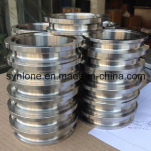 CNC Mahining Stainless Steel Flange Connector pictures & photos