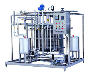Milk Plate-Type Pasteurizer pictures & photos