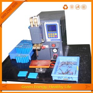 Spot Battery Welding Machine for Lithium Battery Assembling (GN-2118) pictures & photos
