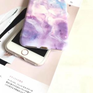 Dream Star New Pattern IMD Anti-Sratch Thin Soft TPU Case pictures & photos