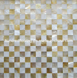 Mother of Pearl Shell Mosaic (HMP64) pictures & photos