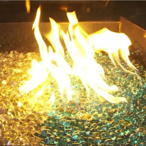 Fire Pit Glass Fire Gemstone pictures & photos