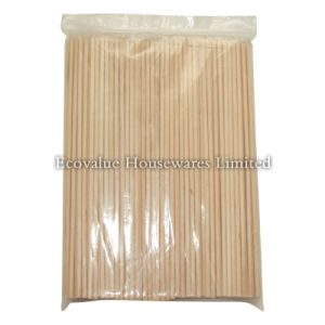 Wooden Skewer for BBQ, Birch Wood Barbecue Skewer Machine & Hand pictures & photos