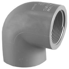 SCH40 90 Degree PVC Elbow pictures & photos