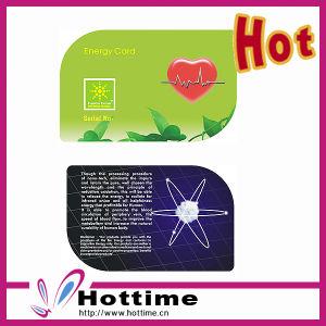 Bio Negative Ion Energy Card (HC-0001) pictures & photos