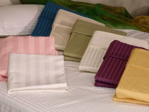 High Quality Bedding, Flat Sheet and Duvet Cover pictures & photos