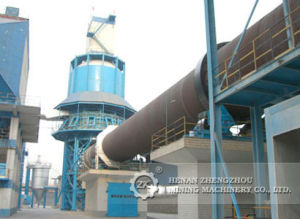 Oil Fracturing Proppant Production Line of Ceramsite Rotary Kiln pictures & photos