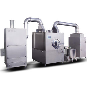 Automatic High Effeciency Film Coating Machine (BG-150E) pictures & photos