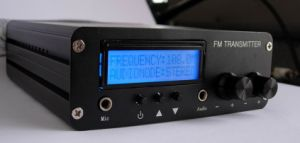 8 Watt FM Radio Station (RF70120LCD)