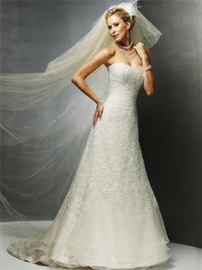 Wedding Dress, Bridal Dress (WDSJ029)
