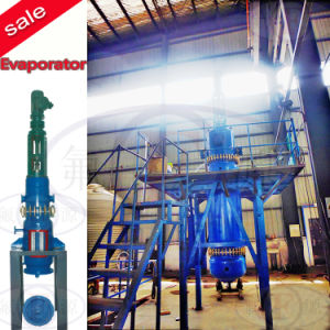 3m2 Evaporator for Corrosive Products Distillation pictures & photos