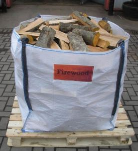 Firewood Bag/Firewood Packing Bag/Big Bag Packing Firewood pictures & photos