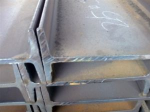 Carbon Steel Hot Rolled Steel I Beam Price pictures & photos
