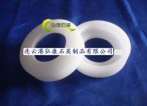 High-Purity Quartz Insulating Ring (polycrystalline reduction furnace only) pictures & photos