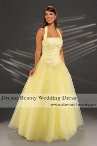 Evening Dress (Lf39-Mic)
