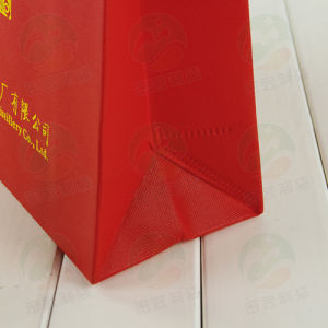 Auto-Formed Non Woven Bag Customised Design Promitional Packing Non Woven Bag (My-052) pictures & photos