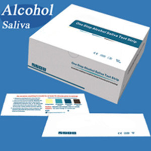 Alcohol Testing Kits/Alcohol Test Strips/Alcohol Test Kits (AT-1) pictures & photos