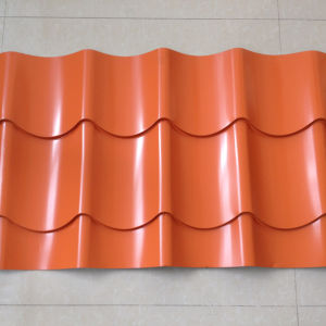 Colorful Roofing Sheets for Villa pictures & photos
