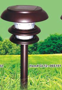 Solar LED Lawn Light (GL12-06S101)