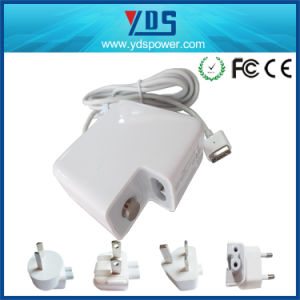 60W Magsafe 1.0 (T type) 16.5V 3.65A for Apple MacBook pictures & photos
