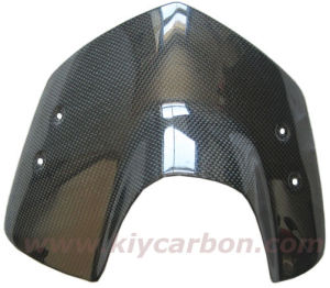 Carbon Fiber Windshield Mtorcycle Parts for BMW pictures & photos