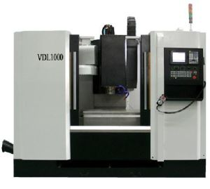 Vdl1000 China 3 Axis CNC Vertical Lathes Center