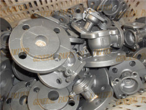 Casting Flange Parts for Machinery Parts