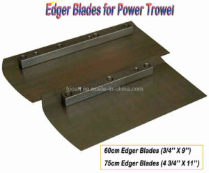 Edger Blades for Power trowels pictures & photos