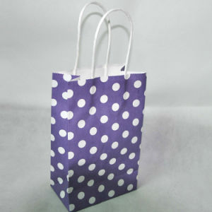 Wholesale Price Customized Brand Kraft Paper Bag with Your Own Logo pictures & photos