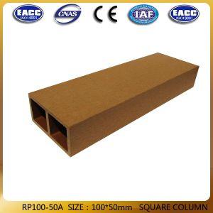 Oudoor WPC Handrail List 100*50mm