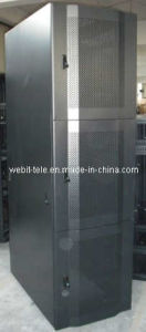 19 Inch Server Rack with Multi-Section Doors pictures & photos
