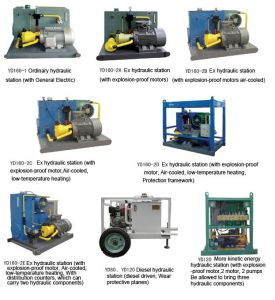 Hydraulic Station pictures & photos