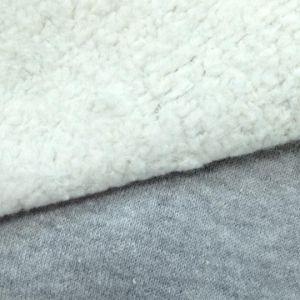 55%Hemp 45%Organic Cotton Terry Fleece Fabric pictures & photos