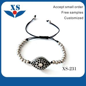 Fashion Stainless Steel Men Bracelets Jewelry (XS-231) pictures & photos