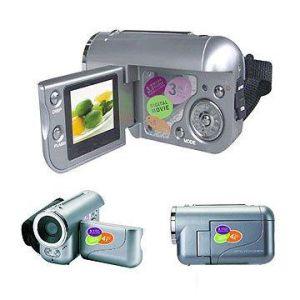 True 1.3mega Pixels Camcorder (DV136)