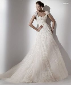 2011 Wedding Dress Advance/Fyh-Wd2060
